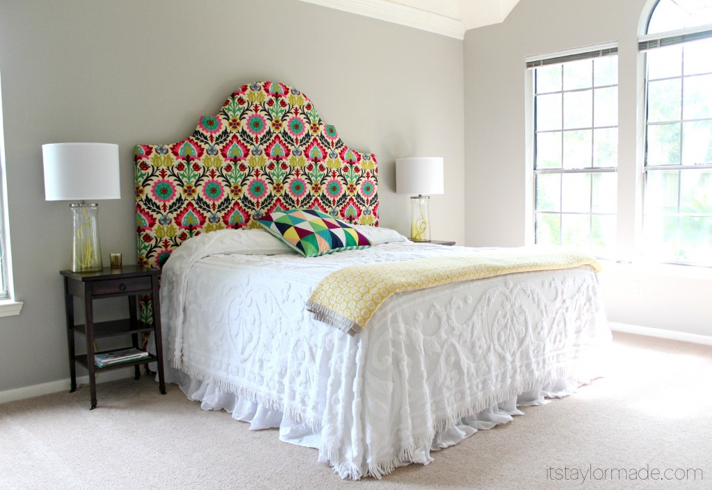 21 Unusual & Creative Diy Headboard Ideas and Tutorials ...