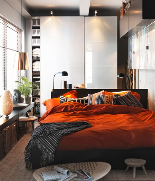 Small Bedroom Big Heart And Lots Of Storage: 10 Small Bedroom Ideas To Make Your Room Look Spacious