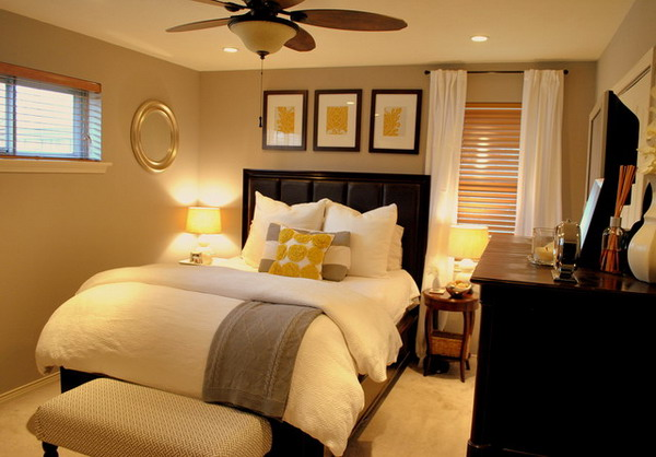 10 small bedroom ideas to make your room look spacious ...