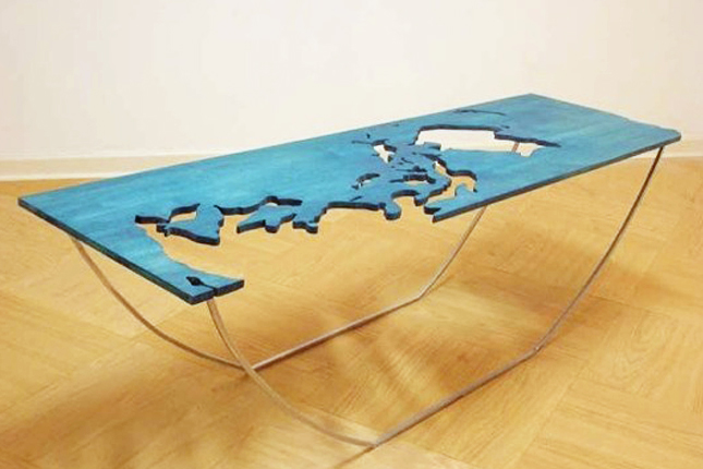 Table World design
