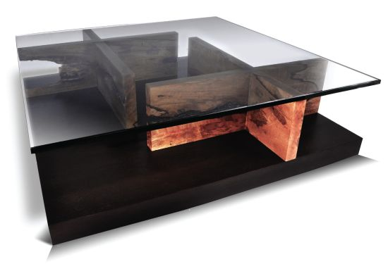 22 Unique and Unusual Coffee Tables – Home and Gardening Ideas-Home ...