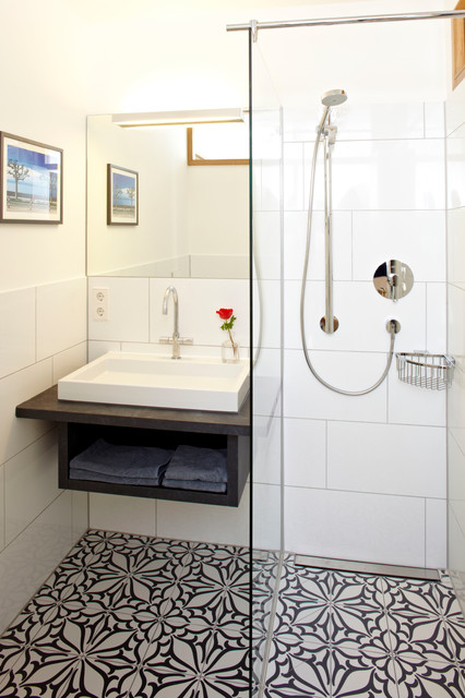 Remodeling Ideas Using Graphic floor tile