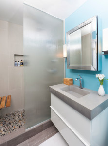 12 cool small bathroom remodel ideas - home and gardening
