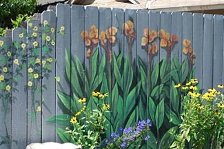 The Mural Fence
