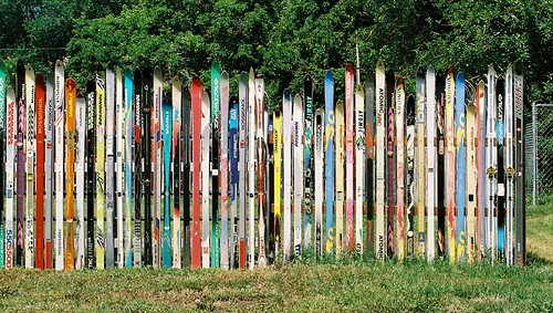 Fence Garden Ideas small garden fence ideas recycled garden fence ideas The Ski Fence