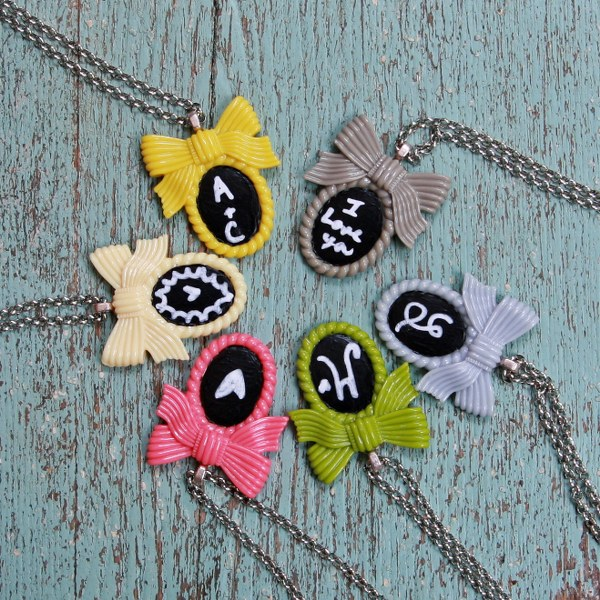 chalk paint for Lockets