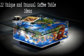coffee table ideas