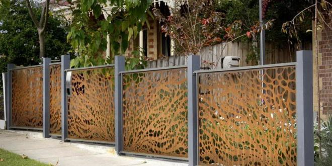 15 Creative And Inspiring Garden Fence Ideas Home Gardening