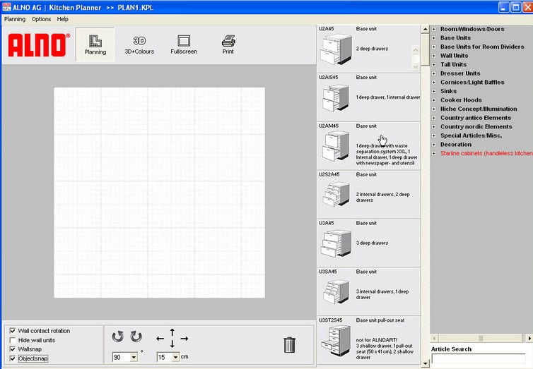 10 free kitchen design software to create an ideal kitchen for 3d room planner software