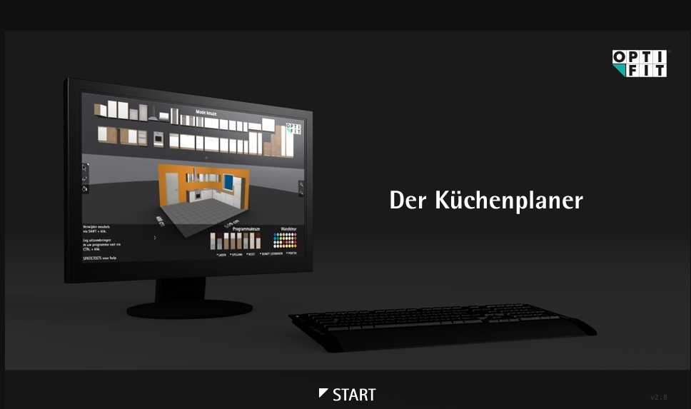 10 free kitchen design software to create an ideal kitchen for Optifit küchen