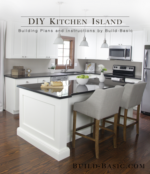 Build Michaela S Kitchen Island Diy Projects: 12 Diy Kitchen Island Designs & Ideas