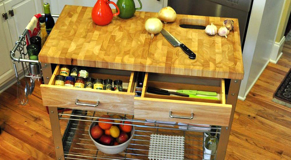 exciting kitchen island ideas decorating diy projects | 12 Diy Kitchen Island Designs & Ideas – Home and Gardening ...