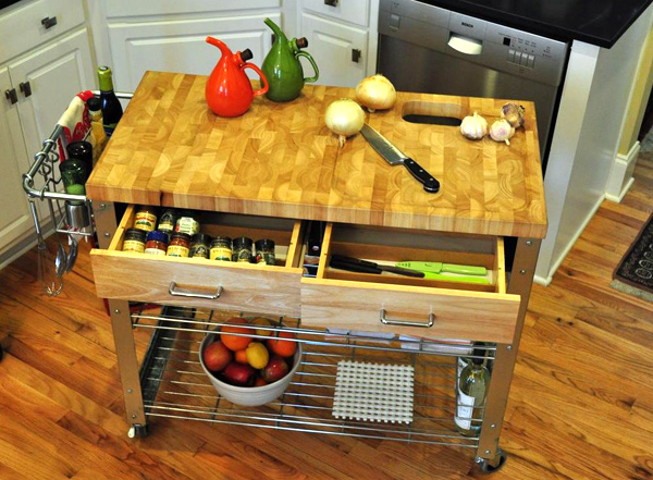 12 Diy Kitchen Island Designs amp; Ideas