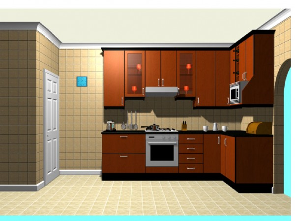 10 free kitchen design software to create an ideal kitchen for Free kitchen design