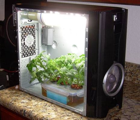 A Simple PC Grow Box Build Idea