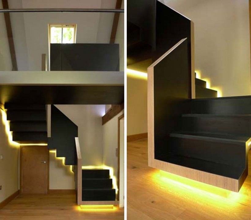 Staircase Decorating Ideas With Modern Design: 22 Modern & Innovative Staircase Ideas