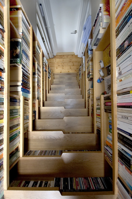 The Book-Nook Staircase