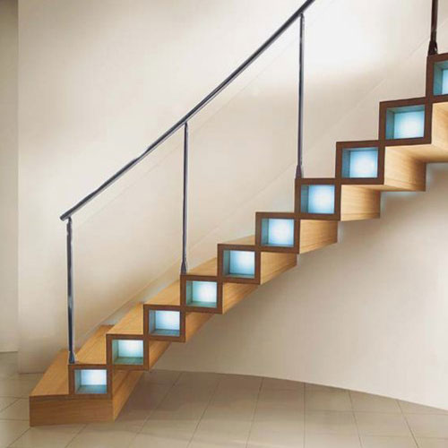 The Bright Light Staircase
