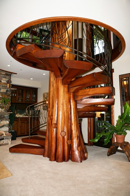 The Nature-Lover Staircase