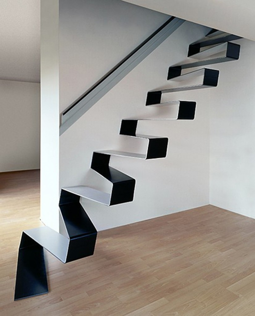 Basement Stairs Decorating 22 Modern Innovative Staircase Ideas Home And Gardening Ideas