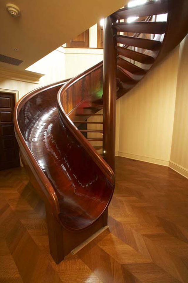 The Slidecase Stairs