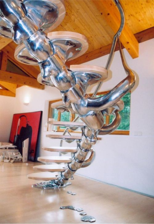 The Spine Staircase
