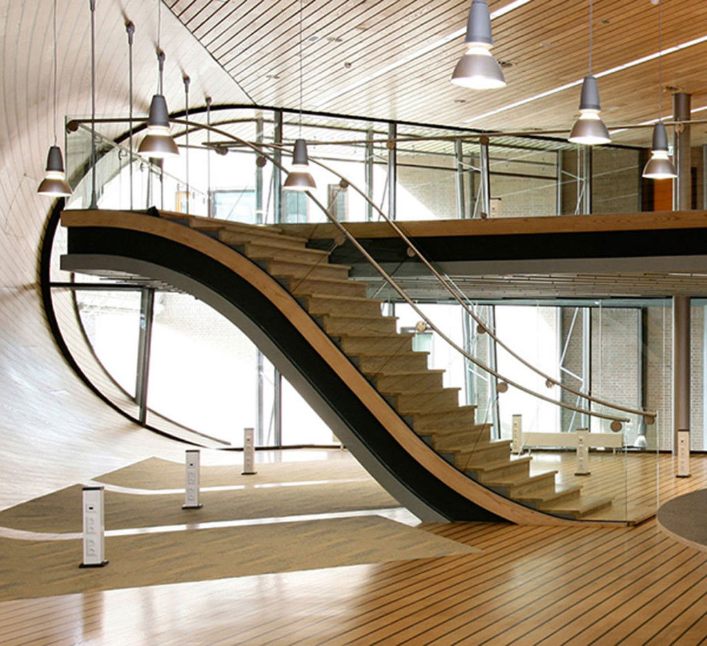 22 Modern Innovative Staircase Ideas Home And