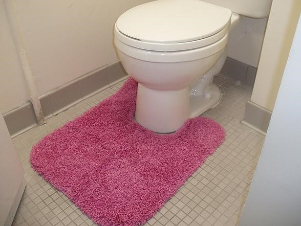 Toilet rugs ideas