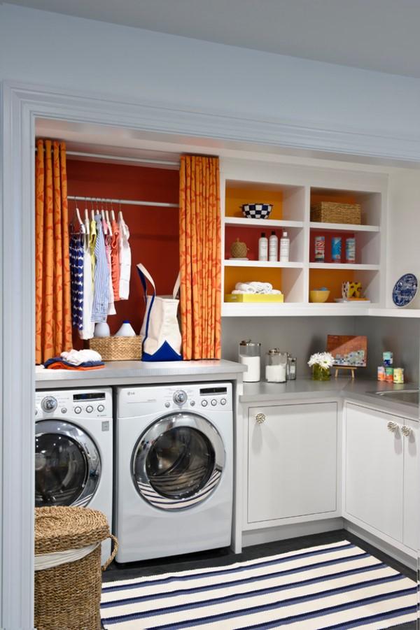 Laundry Room Arrangement Ideas