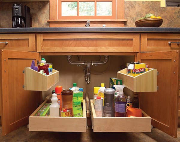 Kitchen-Sink-Storage-Trays