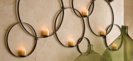 diy Candle-Holder-Wall-Decor