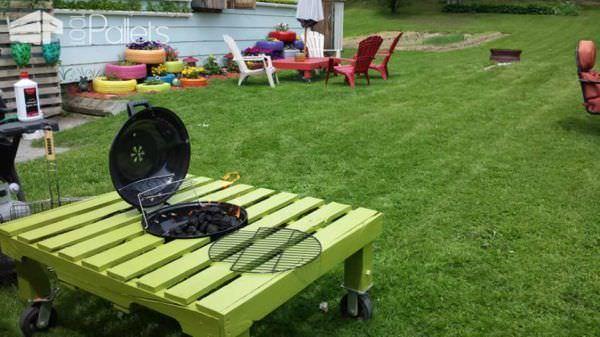 Build A Fire Pit Table
