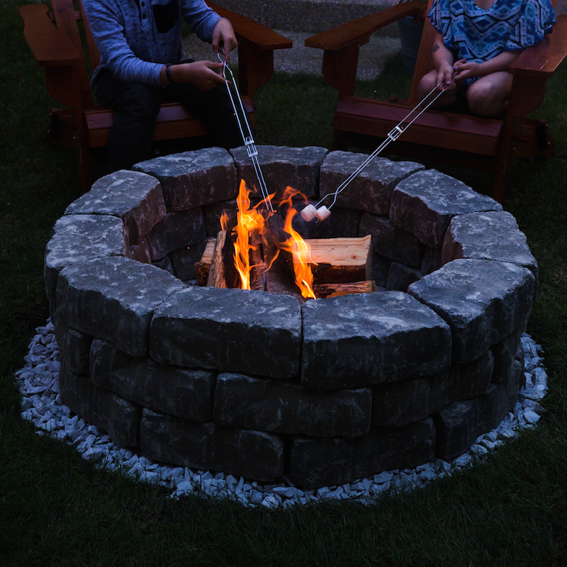 43 Homemade Fire Pit You Can Build on a DIY Budget - Home ...