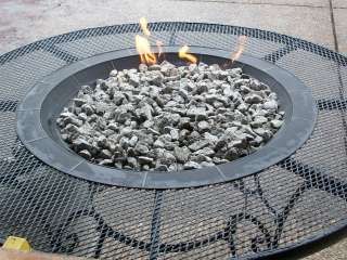 Build A Gas Fire Pit Table In 5 Basic Steps