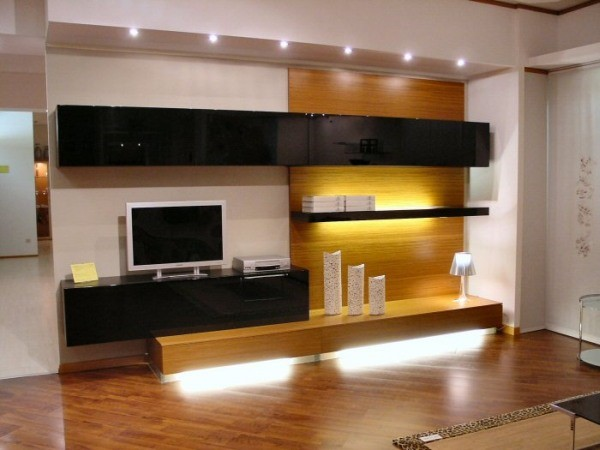 Illuminated Room