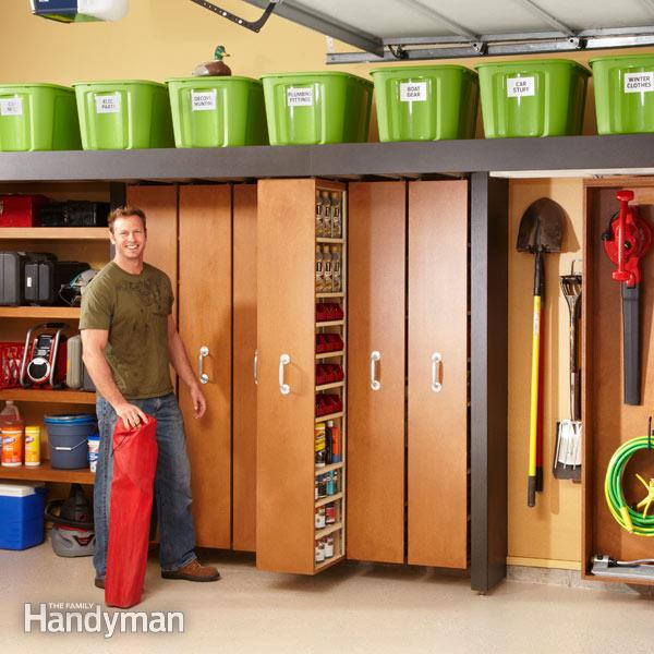 15 smart diy garage storage and organization ideas home Easy diy storage ideas for small homes
