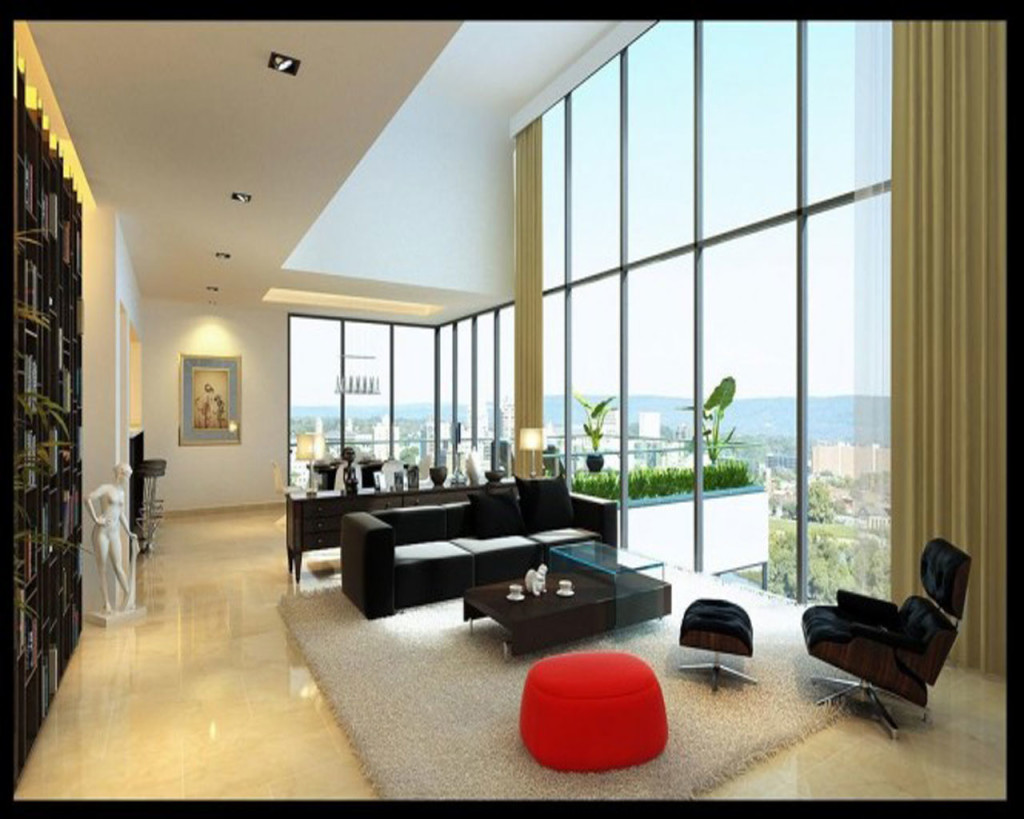 25 modern living room ideas for inspiration home and Contemporary living room ideas apartment