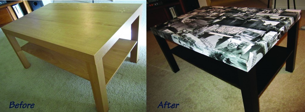 Charming Coffee Table Makeover Part 21