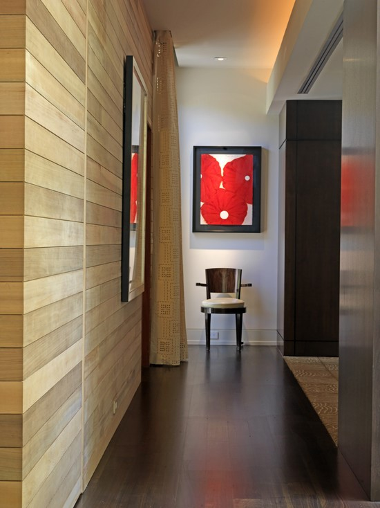 Hallway Idea With Panelling