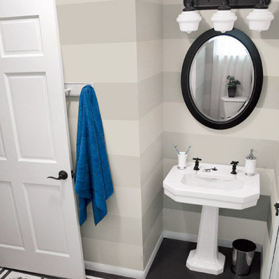 Low-Cost Luxury Bathroom Remodel