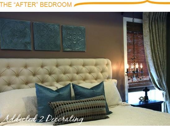 Master Bedroom Makeover1