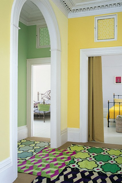 Luxury Hallway Feature Wall Ideas Festooning - Wall Art Design ...