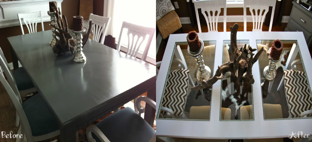 Table Makeover Idea