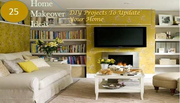 Home Makeover Ideas home makeover ideas – 25 diy projects to update your home – home