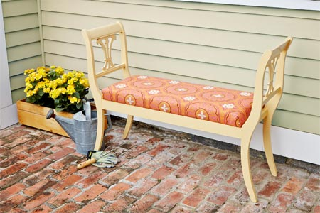 Dinning Chair Outdoor Bench