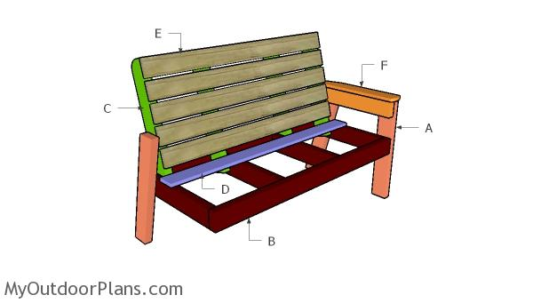 Pleasing 39 Diy Garden Bench Plans You Will Love To Build Home And Cjindustries Chair Design For Home Cjindustriesco