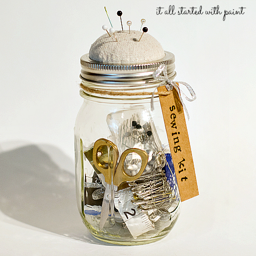Mason Jar Swing Kit