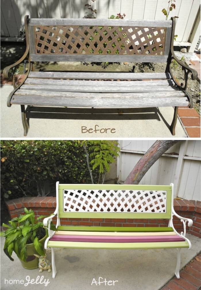 Stupendous 39 Diy Garden Bench Plans You Will Love To Build Home And Squirreltailoven Fun Painted Chair Ideas Images Squirreltailovenorg