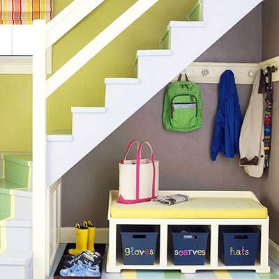 Under Stairs Kitchen Storage find this pin and more on kitchen under stair pantry Kitchen Focal Point Understairs