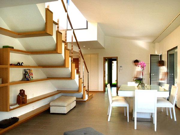 Sleek Floating Shelves